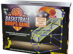 Arcade-Style Basketball Hoops Game ( Case of 4 )