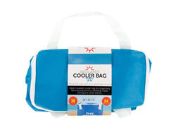 Just Chillin' Insulated Cooler Tote Bag ( Case of 12 )