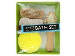 Complete Bath & Shower Set ( Case of 6 )