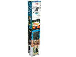 Insulated Cooler Bag with Stand ( Case of 2 )