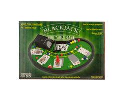 Blackjack Mini Table Game ( Case of 12 )