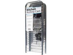 3-Tier Medium Rolling Kitchen Cart ( Case of 2 )