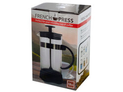 12 oz French Press Coffee Maker ( Case of 8 )