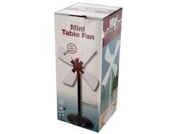 Mini USB Table Fan ( Case of 12 )