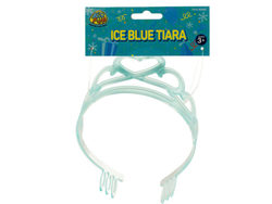 Ice Blue Party Tiara ( Case of 48 )