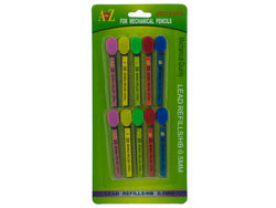 05mm Mechanical Pencil Lead Refills Set ( Case of 24 )
