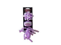 Purple Bow and Ribbon Set ( Case of 96 )