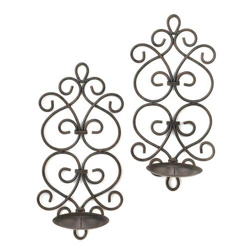 Burgeon Wall Sconce Set