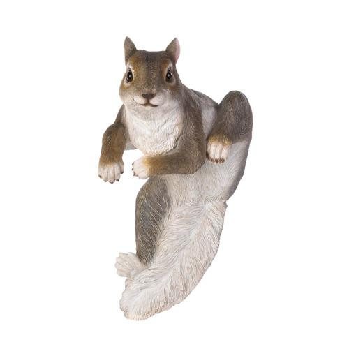 "Climbing ""Chip"" Squirrel Decor"