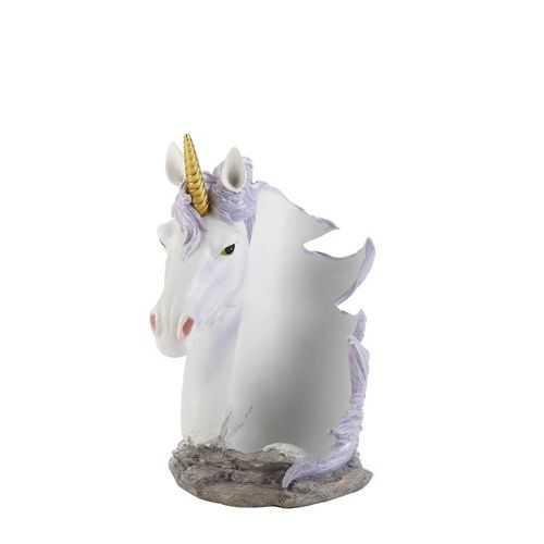 Unicorn Mane Wrapped Wine Bottle Holder
