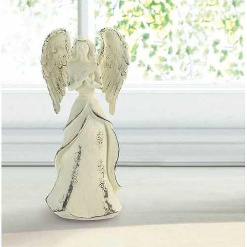 Forever In Faith Angel Figurine