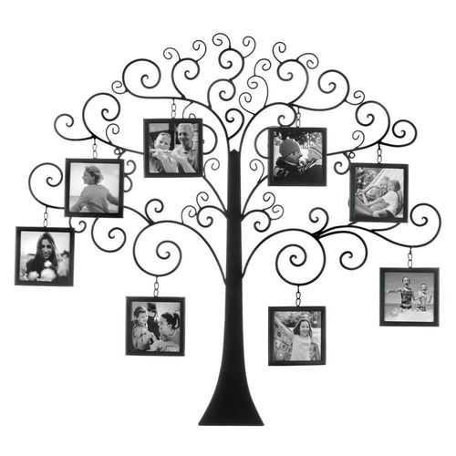 Family Tree Photo Wall Decor