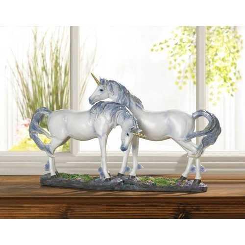 Unicorn Lover Figurine