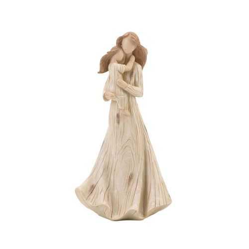 Mother & Daughter Figurine