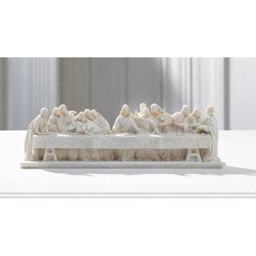 Last Supper Figurine
