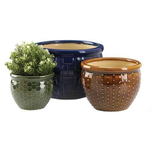 Designer Ceramic Plant Pots