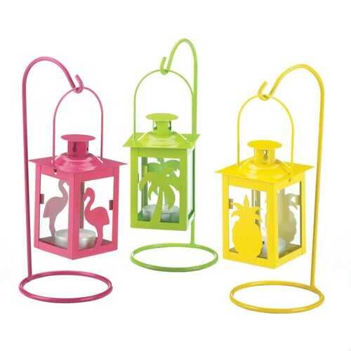 Tropical Mini Lanterns