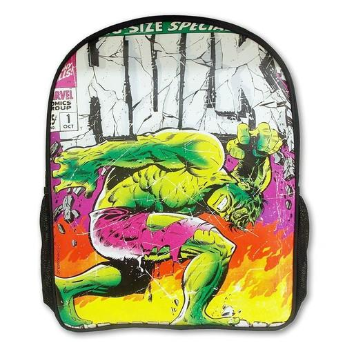 Hulk Marvel Comics Close Up Collection Backpack