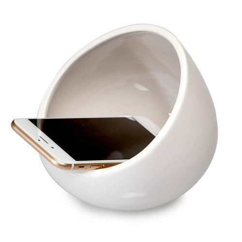 White Boom Bowl