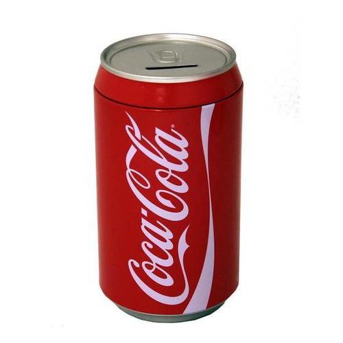 Coke Can Money Bank