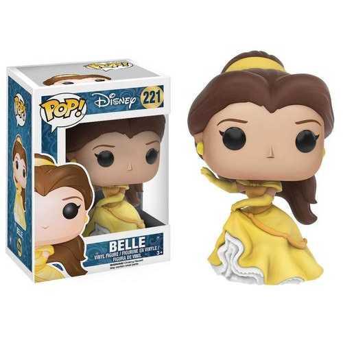 Pop Disney Vinyl Figure: Beauty & The Beast - Belle