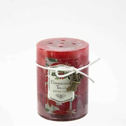Cinnamon Toast Scented Candle 3X4
