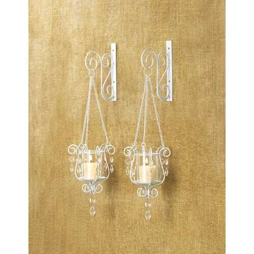 Bedazzling Pendant Wall Sconces