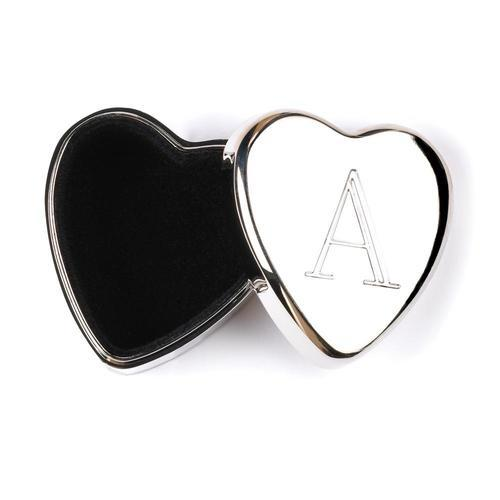 Monogram Heart Keepsake Boxes 6 Dz
