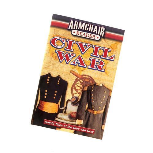 Armchair Reader Civil War Book