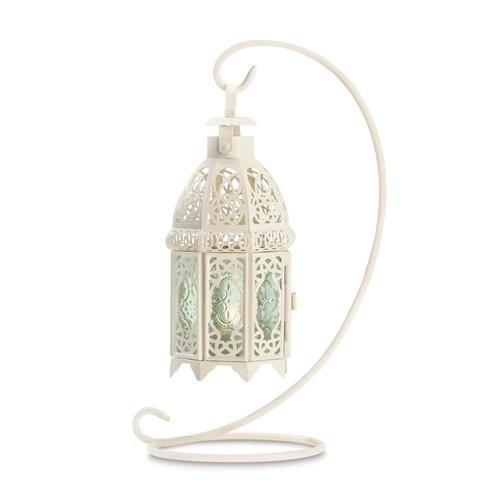 White Fancy Lantern