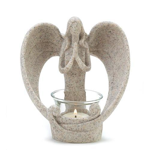 Desert Angel Candle Holder