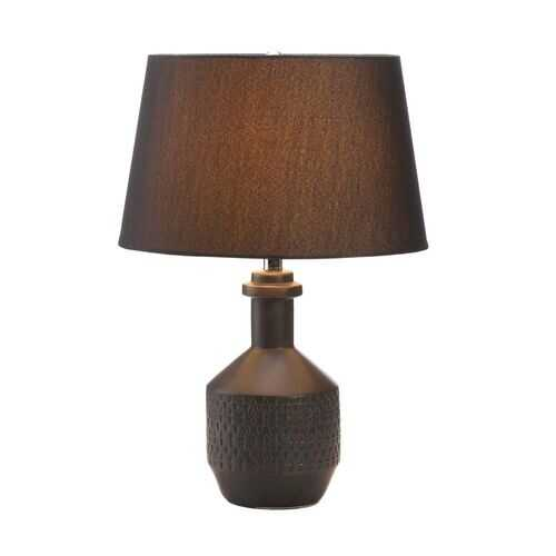 Black Base Table Lamp
