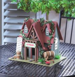Cottage Winery Bird House