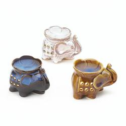 Category: Dropship Oils, SKU #10017716, Title: Elephant Oil Warmer Trio
