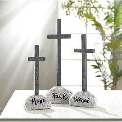 Hope Cross Statue