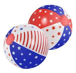 Patriotic Beach Ball Set