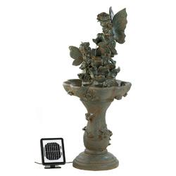 Category: Dropship Patio, Lawn & Garden, SKU #12842, Title: Fairy Solar Water Fountain