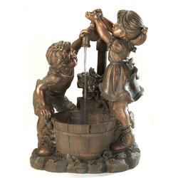 Category: Dropship Patio, Lawn & Garden, SKU #13057, Title: Fun & Play Fountain