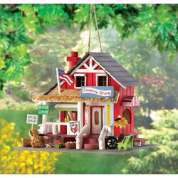 Country Store Birdhouse