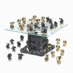 Category: Dropship Myth & Legend, SKU #15192, Title: Ultimate Dragon Chess Set