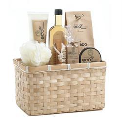 Eco-Nomy Deluxe Bath Basket