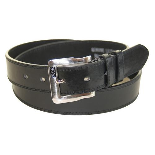 Men Jeans  Casual Leather Belt