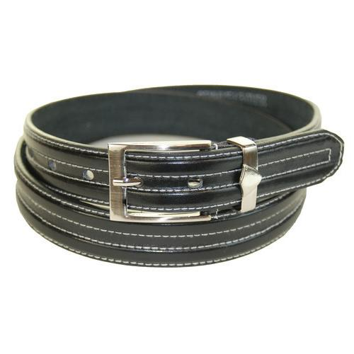 Men's Classic Designs Leather Belt Buckle