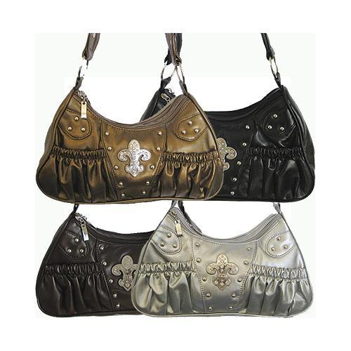 Front Buckle Handbag