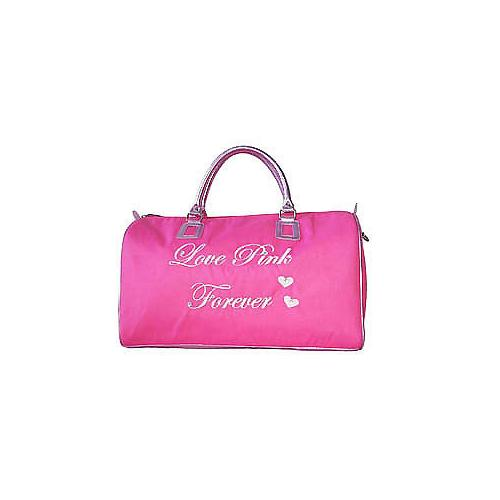 Love Pink Forever Duffle