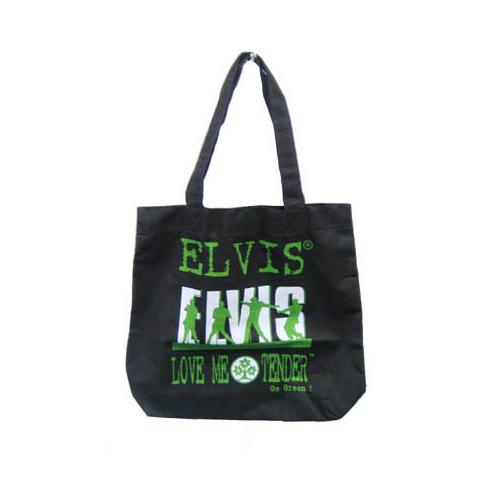 Elvis Go Green Eco-Friendly Tote