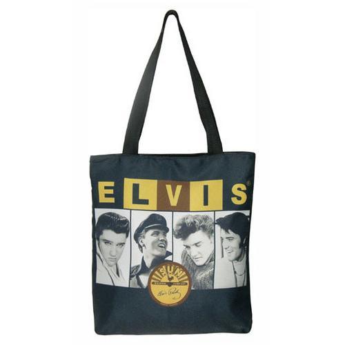 Elvis & Sun Magazine Tote