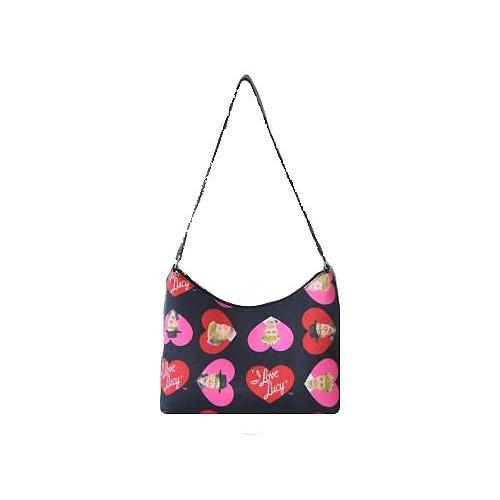 I Love Lucy- Emerald Hobo Handbag