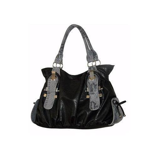 New York Top Zipper Handbag