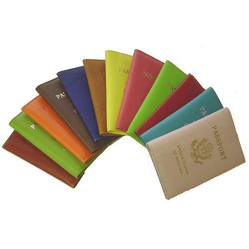Passport Cover Plain